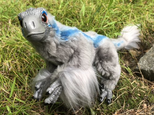 Creaturesmith Dinosaur Blue Jurassic World