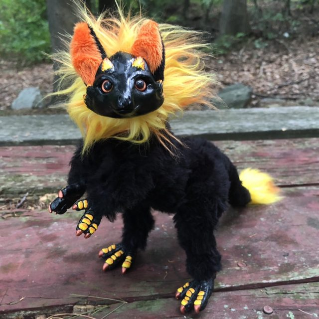Pixie Dragon Fire Creaturesmith