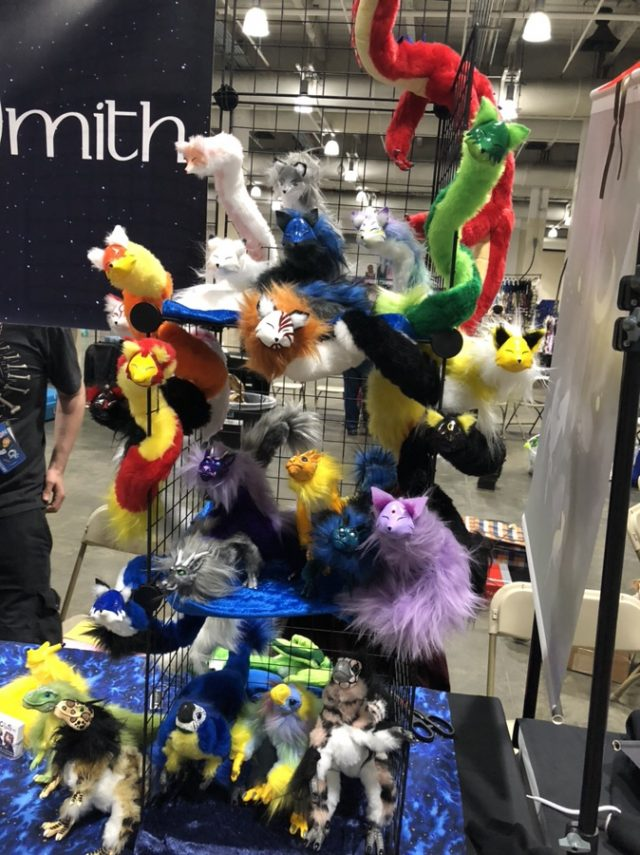 Creaturesmith Art Dolls Anime Boston 2018