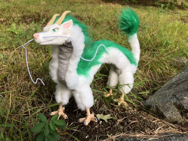 River Dragon Spirit Whiskers