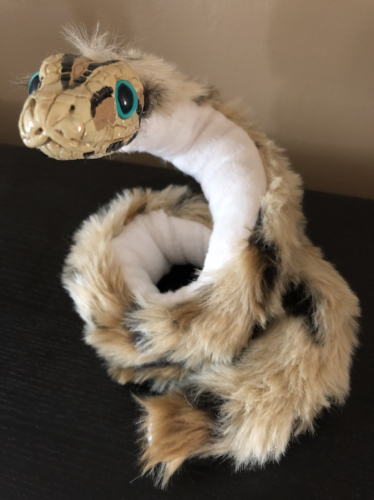 Anime Boston Leopard Snake Creature